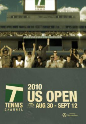 Commercial: US open